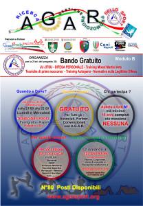 locandina corso difesa personale 2013-2014